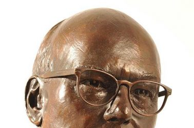 Bronze Portrait Sculpture