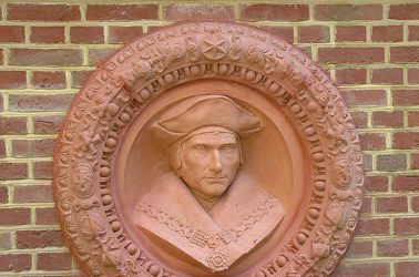 Terracotta Clay Roundel Sculpture