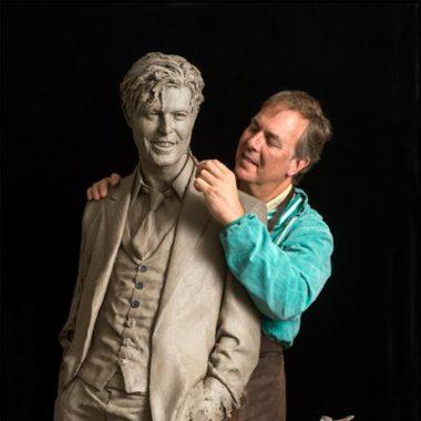 David Bowie Sculpture Commission